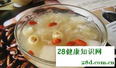 白果食疗3小方